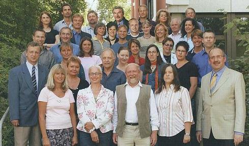 Lehererkollegium 2006,2007