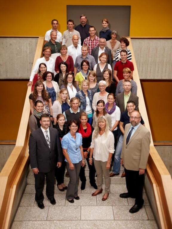 Lehrerkollegium 2012-13