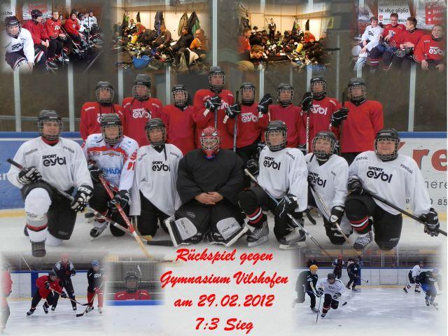 Spiel in Vilshofen 2012