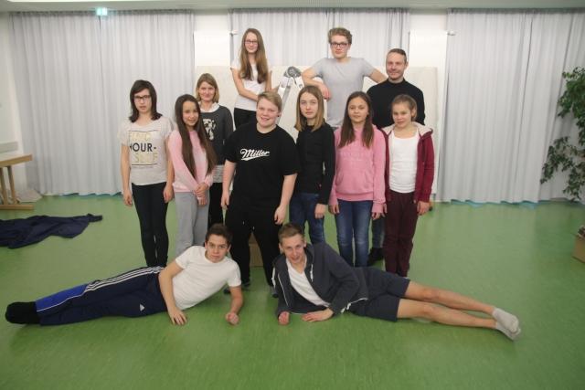 Probentage Im Haus Der Jugend Dreiflusse Realschule Passau