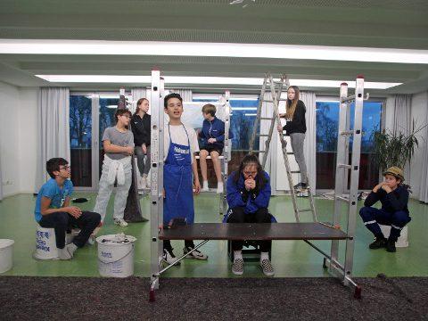 theater probentage 2018 dreifl sse realschule passau. Black Bedroom Furniture Sets. Home Design Ideas